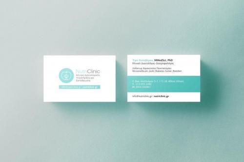 NUTRI CLINIC card